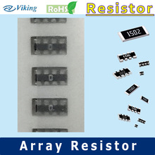 0201x2 Electric Component Array Resistor