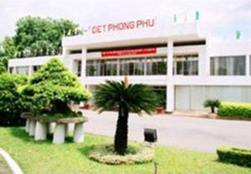 Nhà máy dệt Phong Phú