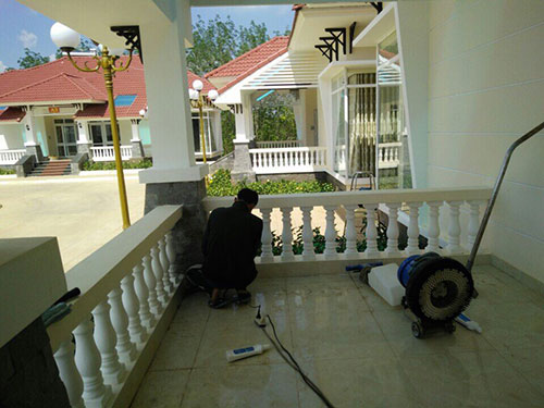 Dịch vụ vệ sinh nhà, căn hộ