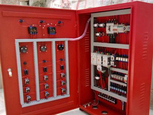 Tủ điều khiển phòng cháy chữa cháy