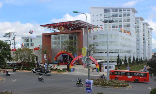 Dự án Trung tâm hành chính Đà Lạt