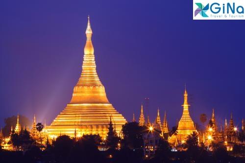 Tour du lịch Yangon