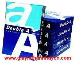 GIấy A4 Double A 70