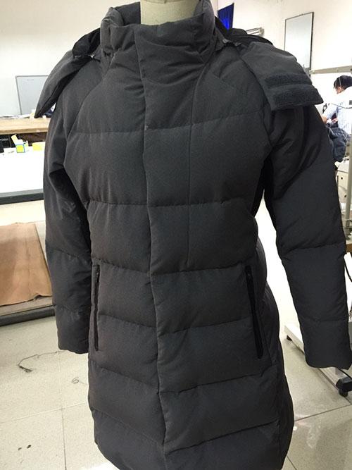 Áo Jacket lông vũ