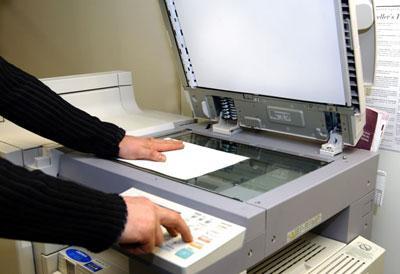 Dịch vụ photocopy bảng báo giá