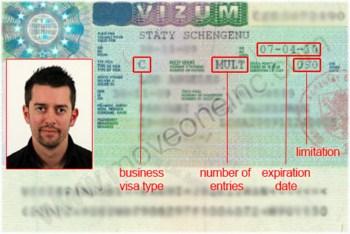 Visa du lịch Séc