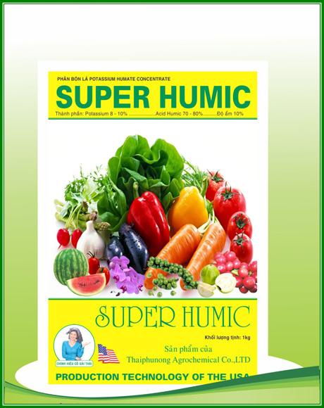 SUPER HUMIC