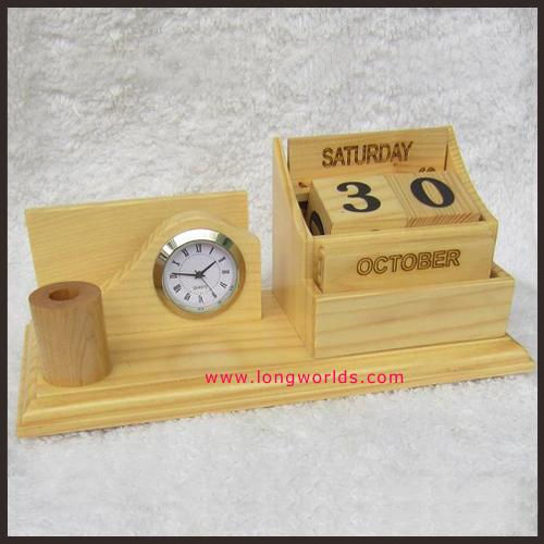 Bộ quà tặng gỗ để bàn