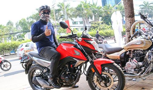 Xe mô tô Honda