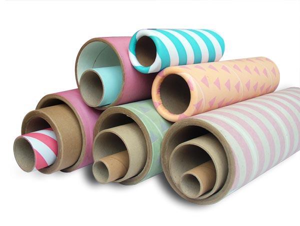 ống giấy cuốn dây đai nhựa