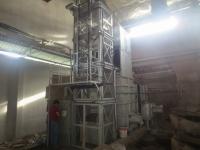 Lò nấu nhôm 2 tấn  tự động