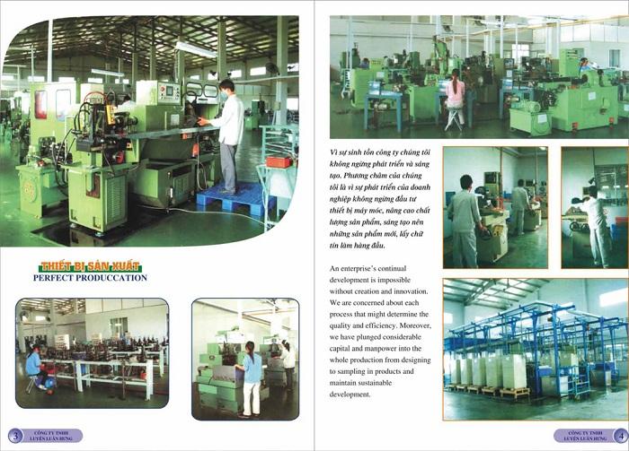Thiết bị sản xuất
