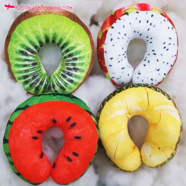 Gối cổ trái cây