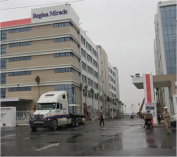 Nhà máy Regina