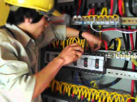 Lắp đặt hệ thống điện dân dụng