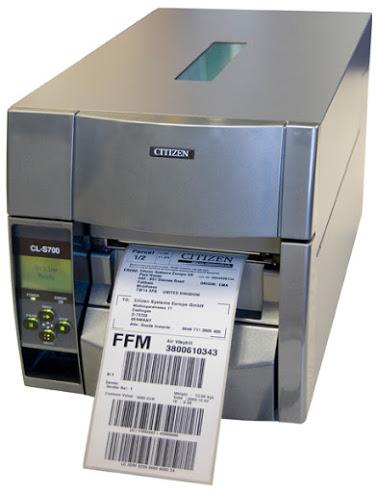 Máy in mã vạch Citizen S700