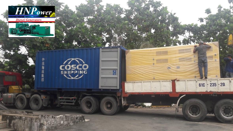 Máy phát điện nhập khẩu
