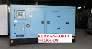 Máy phát điện Korman