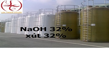 Hóa chất NaOH