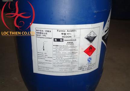 Acid Formic 85% HCOOH