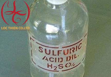 Acid Sulfuric H2SO4 98%