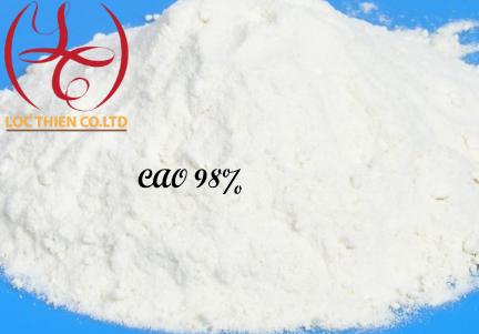 Cao 98% Calcium Oxide