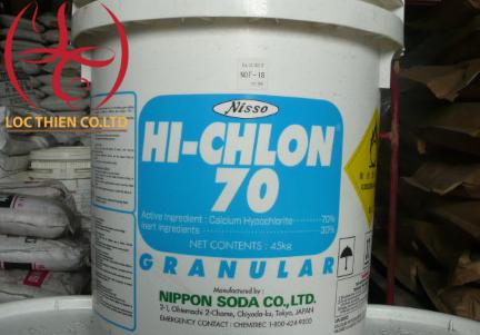 Ca(OCl)2 Calcium Hypochloride Clorin