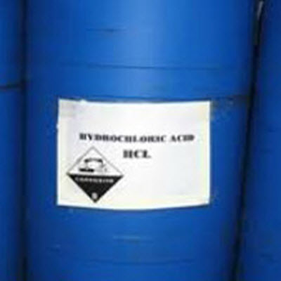 HCl – Axit clohydric