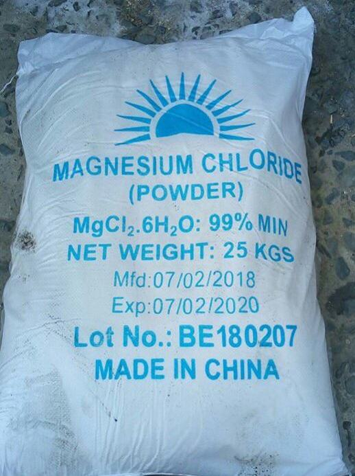 MgCl2 bột-Magnesium Chloride