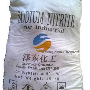 NaNO2 - Sodium Nitrite
