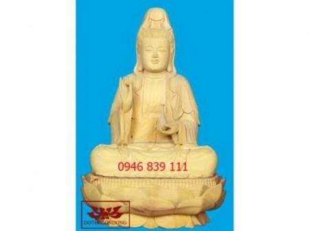 Tượng Phật Bà Quan Âm Bồ Tát
