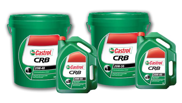 Dầu nhờn, dầu nhớt Castrol