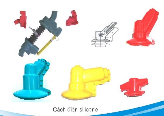 Cách điện silicone