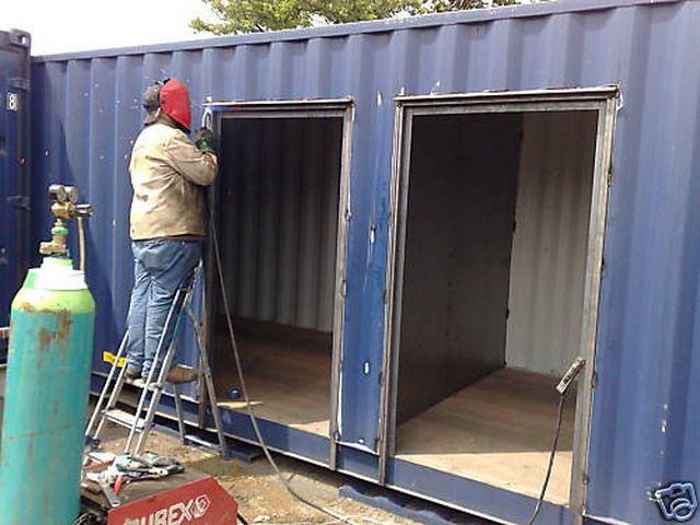 Sửa chữa, bảo trì container