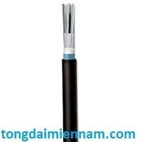Cáp quang luồn ống