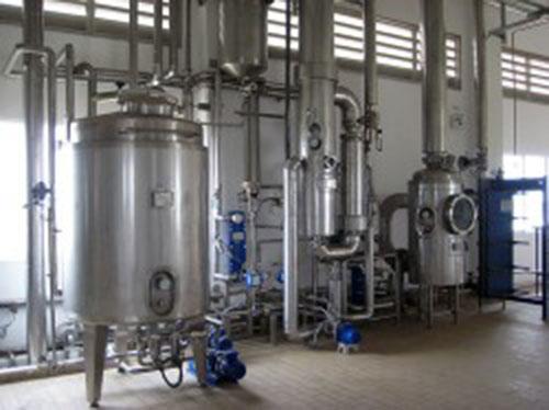 Gia công bồn chứa hóa chất