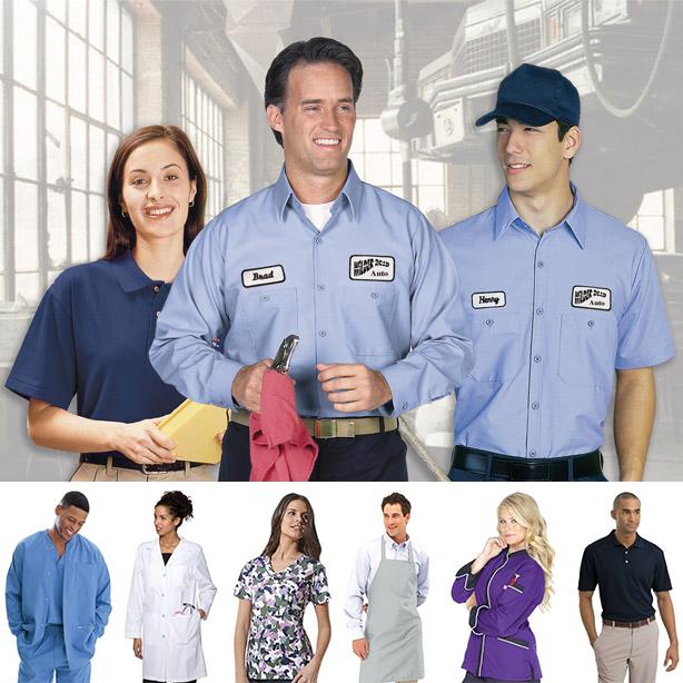 Đồng phục theo ngành nghề