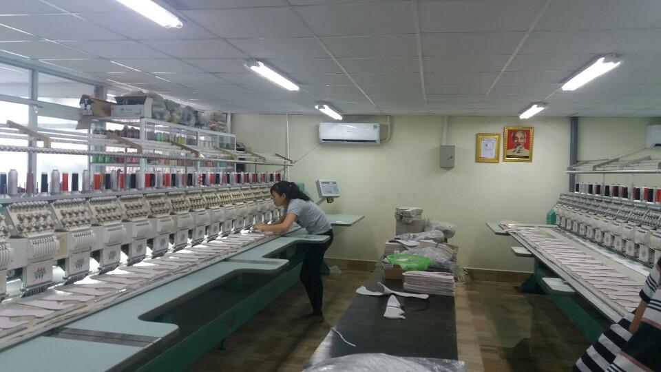 Hình ảnh sản xuất