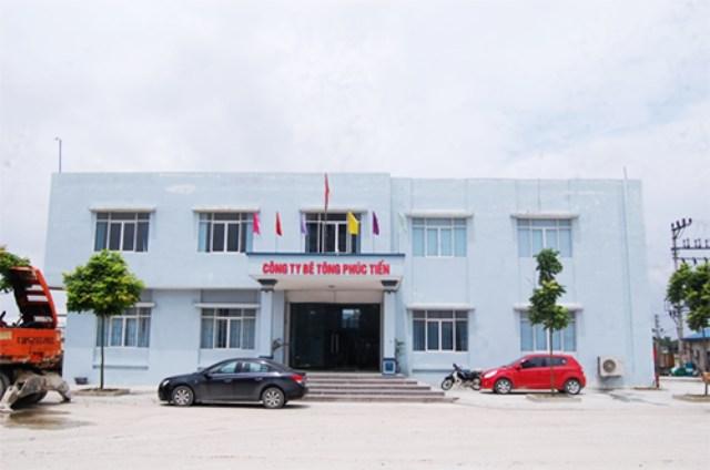 Trụ sở tại Bắc Ninh