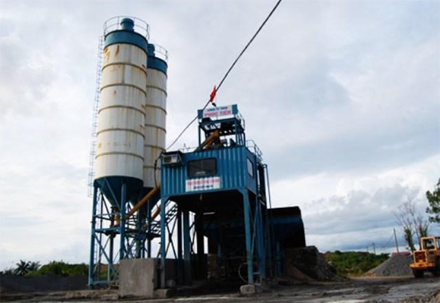 Sản xuất bê tông Hải Dương
