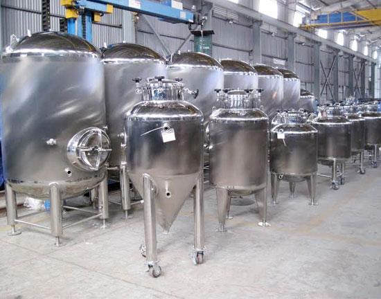 Bồn chứa bia