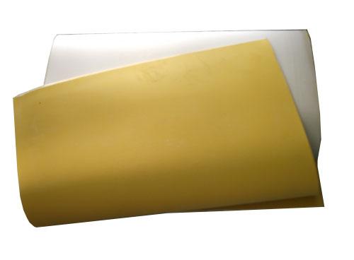 Bản in cao su vàng 2 lớp
