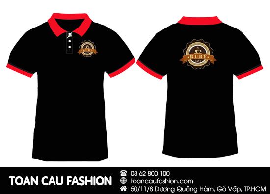 Đồng phục áo thun teambulding