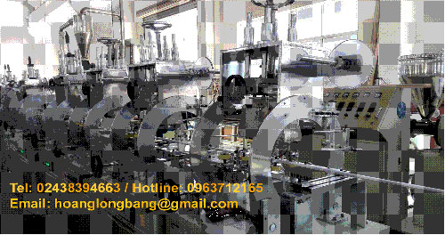 Máy móc sản xuất khung tranh và phào chỉ