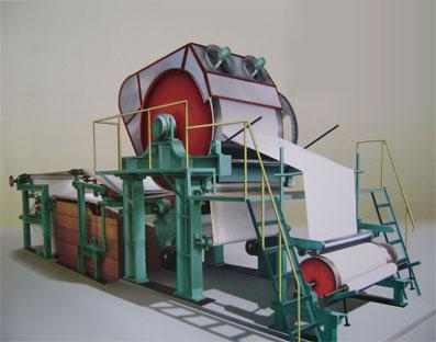 Máy xèo giấy vệ sinh