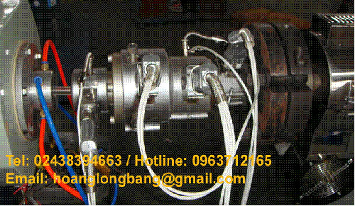 Máy móc sản xuất ống nhựa mềm PVC