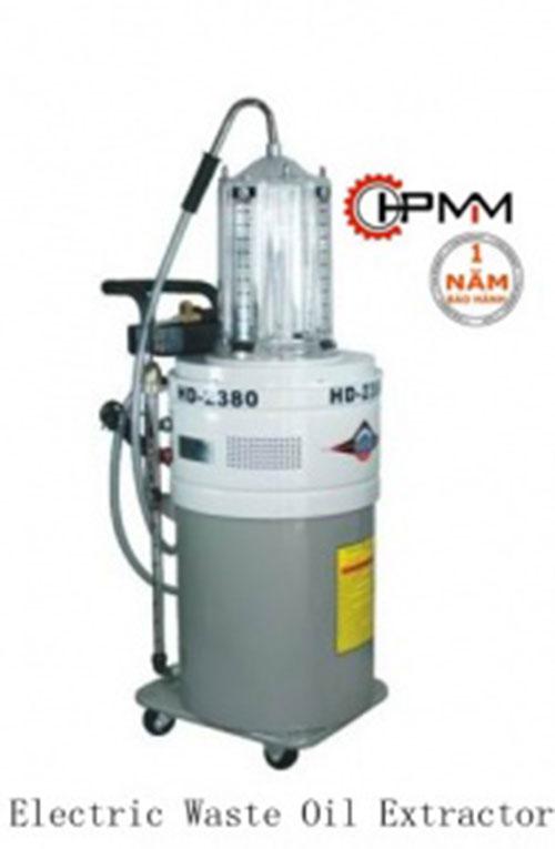 Máy hút dầu thải điện HPMM