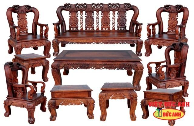 Salon gỗ