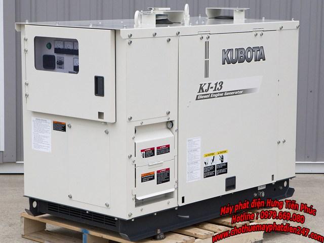 Máy phát điện Kubota