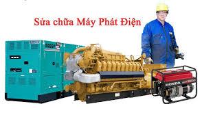 Sửa chữa, bảo trì máy phát điện